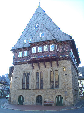 Steinhaus Goslar